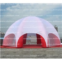2012 Best selling advertising inflatable tent