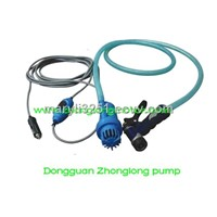 38-11brushless dc car shower pump