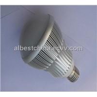 9X 1W LED Bulb