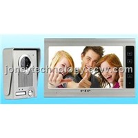 9 inch TFT Video door phone -Single house series