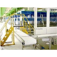 Battery Formation Production Line