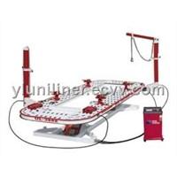 Body repair car bench UL-388E