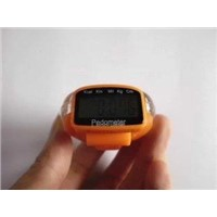 Calorie measurement mini pedometer crystal gift pedometer
