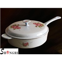 Cast iron cookware SR139