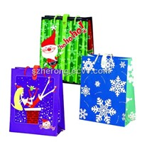 Creative Popular Design Music Gift Bag With Colorful Printing