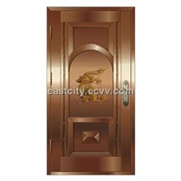 DC-024T Iron security doors