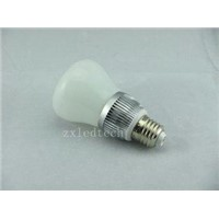 Dimmable 3W LED Ball Bulb