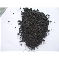 Graphitized petroleum coke for foundry