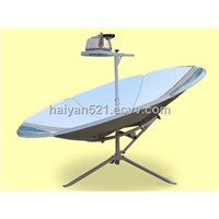High quality parabolic solar cooker