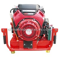 JBQ5.0-22HP Honda engine with recoil starter