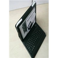 Keyboard case with bluetooth