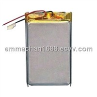 Li-polymer battery for telephone