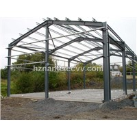 Light steel structure project (structural steel buildings)