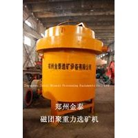 Magnetic reunion gravity concentrator