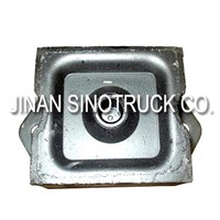 OEM Sinotruk Howo Parts Rubber Support (1680590095)