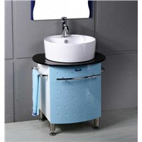 PVC bathroom vanity cabinet 920