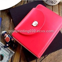 Quality Hardcover Note Book With PU Cover