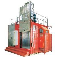 SC Series Construction Elevator (SCD200, SC200)