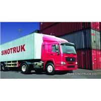SINOTRUK HOWO 4x2 TRACTOR (ZZ4187S3511W)