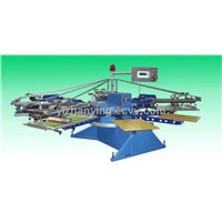 SPS Series Semi-auto Textile Printer