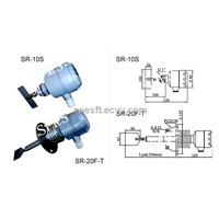 SR Series Rotary Paddle Type Level Switch/Rotary Switch