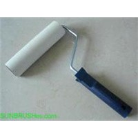 Sell wall paper roller brush, paint roller, roller brush, wall paper pressing rubber roller