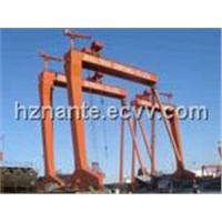 Shipyard Gantry Crane QME80t-30T-60T-40M-30M