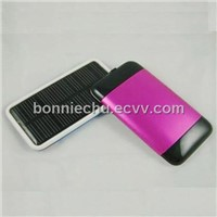 Solar charger for MP3 MP4 mobile phone PDA