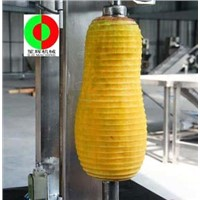 Stainless steel fruits peeling machine TP-120, Pawpaw peeling machine, cucumber peeling machine