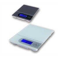 Touch and Waterproof Electronic Kitchen Scales