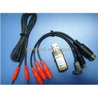 USB simulator cable for Phoenix RC