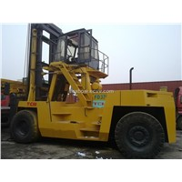 Used TCM 37TON Forklift FD370