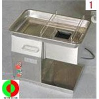 Vertical fresh meat slicing machine (small)
