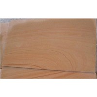Yellow Wood Grain Sandstone