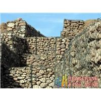 gabion box,stone cage,gabion basket,hexagonal wire mesh