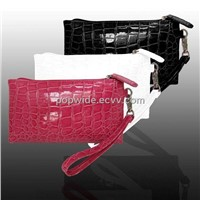 Hand bag  Cosmetic bag  PVC leather bag  Make up bag