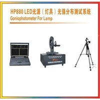 mini-goniophotometer for bulbs  (HP880)