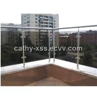 stainless steel cable balustrade