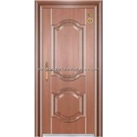 steel entry security door