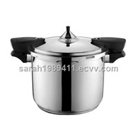 surgical stainless steel cookware double handle