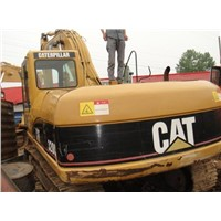 used caterpillar excavators 320C