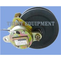 weight limiter for tower crane parts