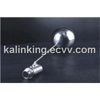 Stainless Steel Male Thread BSP,BSPT,NPT Float Valve