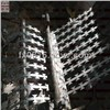 Galvanized Razor Barbed Wire Of BTO-12 blade type