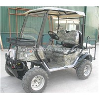 4X4 wheel drive CE approved  hunting golf buggy EG6020A4D