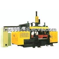 CNC Beam Processing Center Model (BD1000)