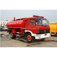 Dongfeng145 Water Truck With Fire Fighting Pump