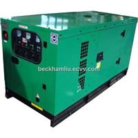 Silent Power Generator Set