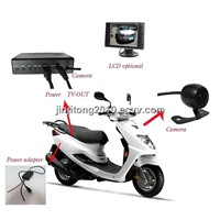 Split-type DVR for motorbike (JJT-968S)