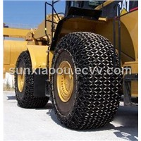 23.5-25 tyre protection chain